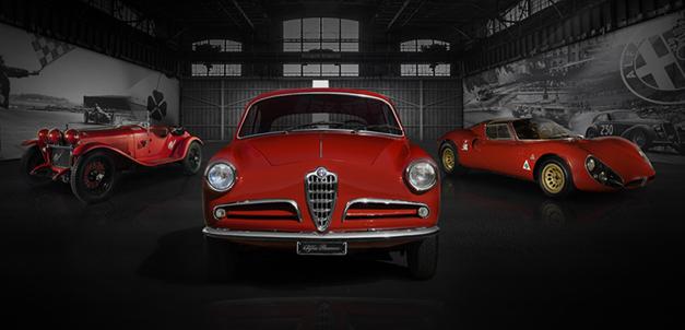 Alfa 159 147 8c 75 Duetto Alfa Romeo S History